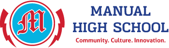 Manual High School: Community. Culture. Inovation.