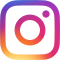 Instagram icon in color